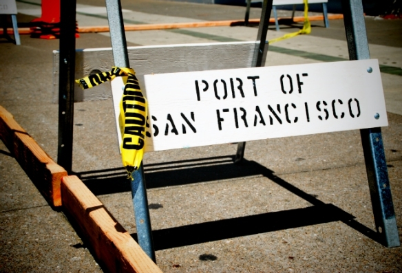 Welcome to San Francisco - Proceed With Caution